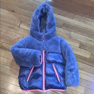 Gap Kids xsmall puffer coat